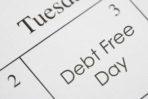 Debt Free Day